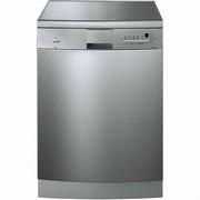 opvaskemaskine med stålfront